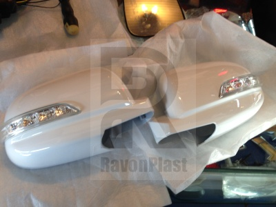 LED Крышки боковых зеркал Chevrolet Lacetti >2010